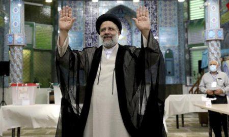 Presiden terpilih Iran, Ebrahim Raisi